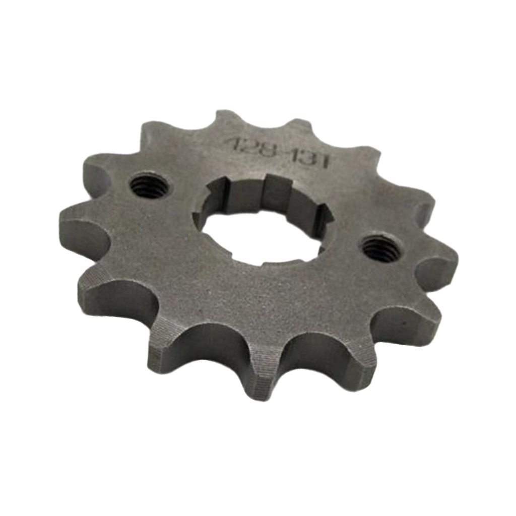 13T Teeth 20mm Motorcycle 428 Drive Chain Front Sprocket Cog For Pit Trail Dirt Bike ATV Quad Buggy Motorcycles Accessories