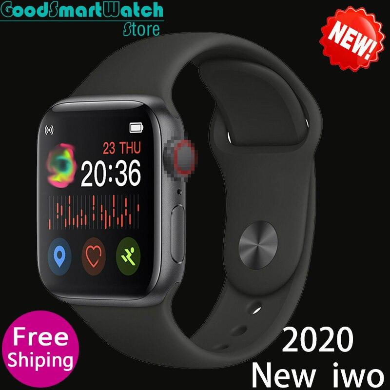 New Iwo 8 Lite/ecg Ppg Smart Watch X6 Men Heart Rate Iwo 9 Smartwatch Iwo 8 /iwo 10 Smart Watch For Women/men 2020 For Apple IOS