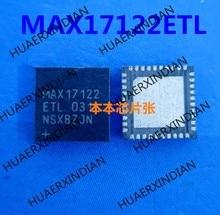 Nova ic max17122etl max17122 etl qfn40 alta qualidade