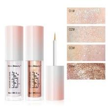 4g Eyeshadow Glitter Eye Shadow Pen Waterproof Long Lasting Shimmer Liner Eye Makeup недорого