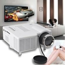 UC28+ Mini Portable 1080P Projector Home Cinema Theater Upgraded HDMI Interface