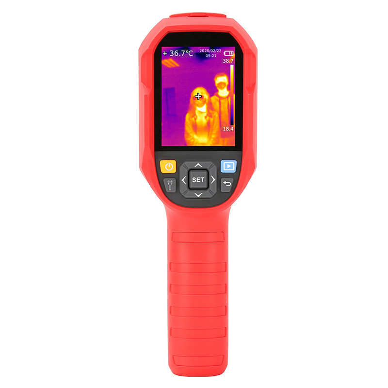 A-BF Infrared Thermal Imager with Real-Time Image Transmission and High-Temperature Alarm Prompt 6