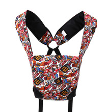 Portable Shoulder Baby Carrier Breathable Cotton Baby Carrier Infant Kid Baby Hipseat Sling Printing Design 3-18month ZL171