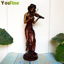 Traditional bronze pure bronze statue statues Latino female ornaments Newlywed commemorative decorations traditional bronze pure bronze statue statues latino female ornaments newlywed commemorative decorations