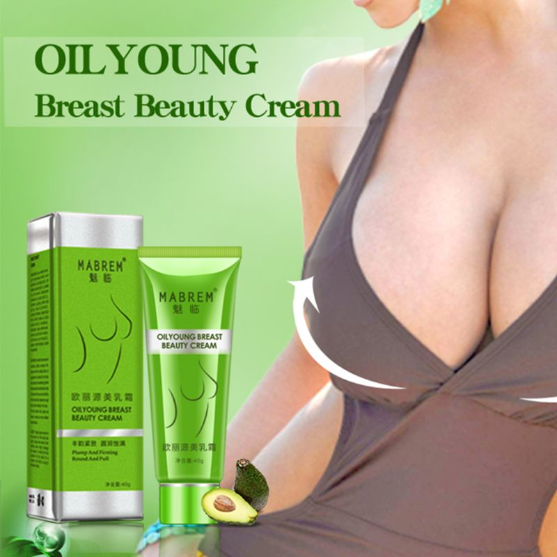 40g Breast Beauty Cream Enhancer Chest Fast Growth Firming Big Bust Effective Full Elasticity Body Skin Care Massage Cosmetic-4
