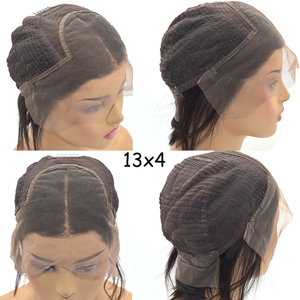 Image 5 - Body Wave 360 Lace Frontal Wig Pre Plucked With Baby Hair Full Lace Human Hair Wig 13x4 Lace Front Human Hair Wigs Remy 150%
