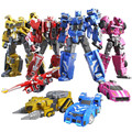 2020 Mini Force Transformation Robot Toys Action Figures MiniForce X Simulation Car Airplane Deformation Mini Agent Toy