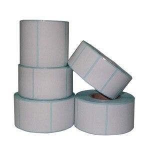 Image 5 - Etichette di spedizione 20x10mm 700 adesivo con codice a barre Per rotolo più forte e spesso spedizione termica senza BPA, adesivo vuoto Per supermercato