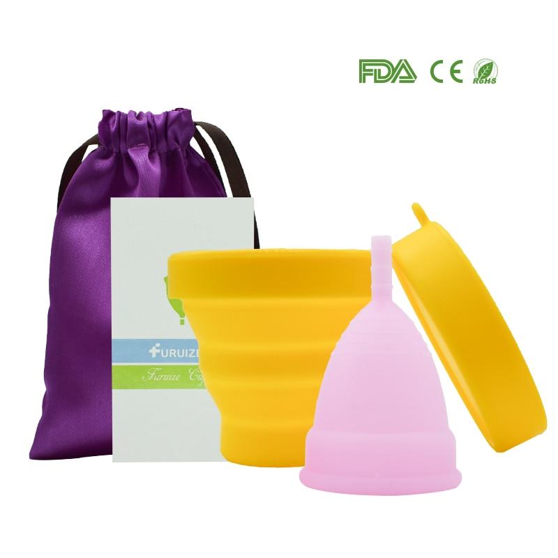 Menstrual Sterilizing Cup (2)