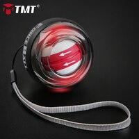 TMT кистевой мяч на запястье сила мышц 10000 + об/мин тренажер для тренажерного зала расслабляющий гироскоп ручной гироскоп тренажер для рук уси...