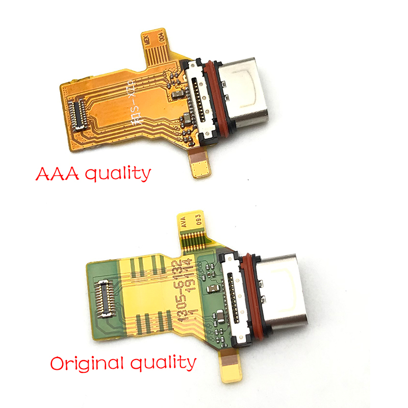 For Xperia XZ Premium G8141  Dock Connector Port USB Charging Flex Cable