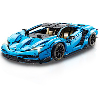 K98 Super Racing Car Model MOC 39933 Lamborghining Centenario 1:8 hypercar Building Blocks Bricks Toys For Children
