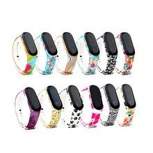 Для xiaomi mi band 4 Смарт часы браслет мягкий силиконовый miband