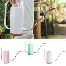 Емкость пластиковая прозрачная для полива растений 12 л 45p