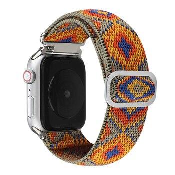 Ремешок нейлоновый для Apple Watch Band 5