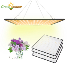 Grow Tent 1000W 3500K LED Light Panel Full Spectrum Lamp For Plants Warm White Leds Phyto Flowers Indoor Fitolamp