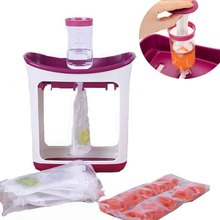 Packing-Machine Station Fresh Fruit-Juice Baby Food-Container Squeezed Toddler Children