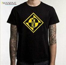 Machine Head T-shirt Trash Metal Men's Black Cotton Tee Shirt cotton tshirt men summer brand tee-shirt male t-shirt цена и фото