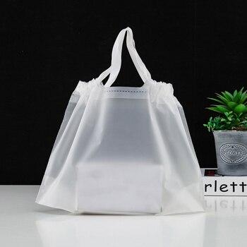 48pcs Large Plastic bag gift bag with handle,Handle plastic shopping bag,wedding party gift shopping plastic bags with handle