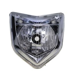 Image 2 - For 06 07 08 Yamaha FZ1 Fazer 2006 2007 2008 2009 Motorcycle Accessories Headlight Head Light Lamp Headlamp Housing Assembly Kit