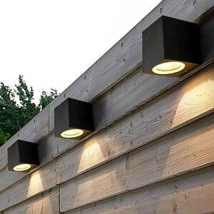 3W/6W LED Aluminum Wall Lamp P