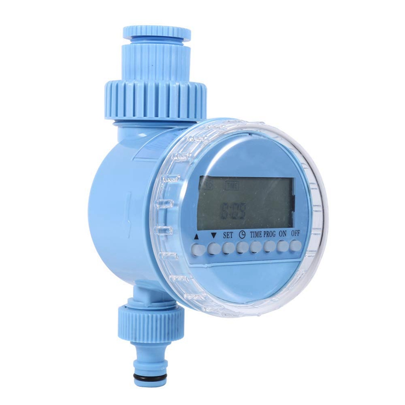 UNS Stecker, Garten Bewässerung Timer LCD Automatische Elektronische Bewässerung Controller Wasser Timer Home Digitale Intelligenz Bewässerung Sys