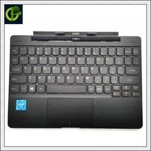Оригинальная подставка для клавиатуры с английской раскладкой для lenovo IdeaPad MIIX 300-10IBY, чехол для планшетного ПК, базовый чехол, док-станция для...