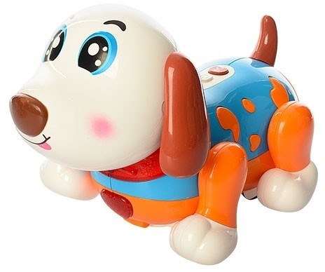 Children's Interactive Dog With A Set Of DR-11032