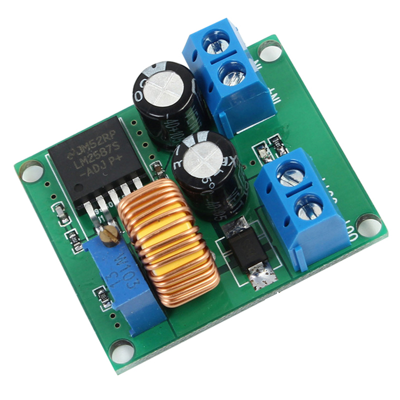 TOP!-<font><b>DC</b></font>-<font><b>DC</b></font> 3V-35V To 4V-40V Step Up Power Module Boost <font><b>Converter</b></font> 12v 24v <font><b>Converter</b></font> 12v to 5v <font><b>DC</b></font> <font><b>DC</b></font> <font><b>Voltage</b></font> <font><b>Converter</b></font> 12v to 19v image