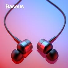 Baseus H04 Earphone Stereo Headset In-Ear Earbuds 3.5mm Jack Wire Earphone With