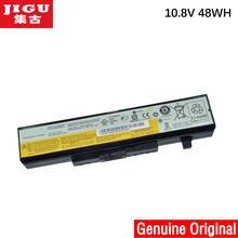 Оригинальный аккумулятор JIGU для ноутбука Lenovo G500 G585 G710 G700 Y485 G510 Y585 Y580 G480 Y480P G410 G480A G490 Z480 Y480 G480A G400