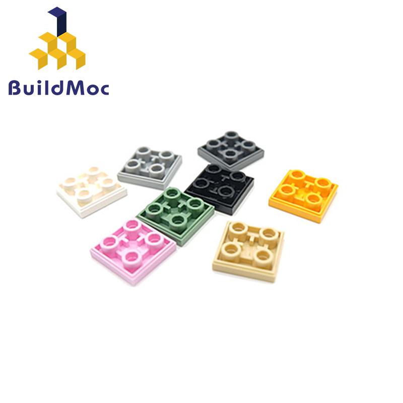 BuildMOC Assembles Particles 11203 2x2 For Building Blocks Parts DIY Enlighten Block Bricks Educational Gift Toys