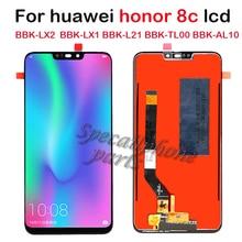 Original For Huawei Honor 8C BBK LX2 LX1 L21 LCD Display Screen Touch Digitizer Assembly for Honor honor 8c LCD Repair Par