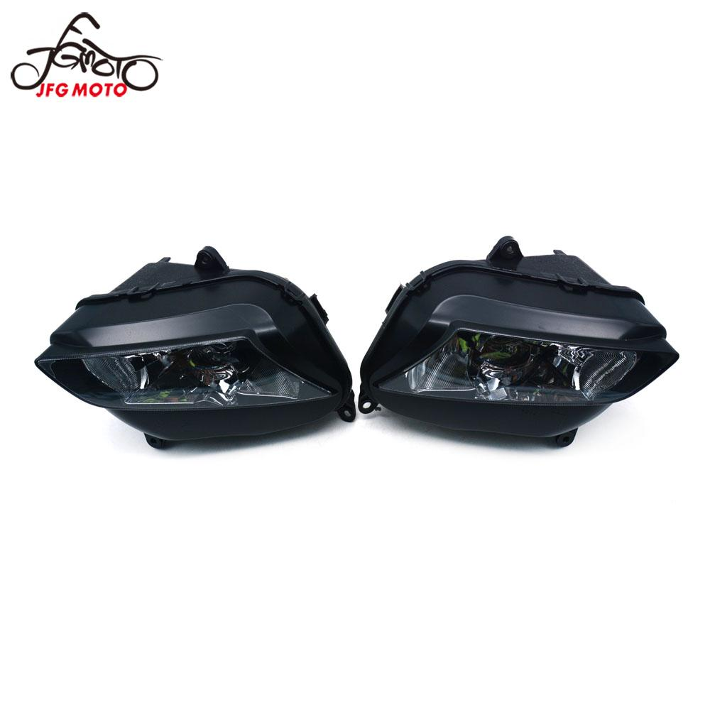 For Honda CBR600RR CBR 600RR 2007 2008 2009 2010 2011 2012 Motorcycle Front Lamp Headlamp Headlight Head Light Assembly