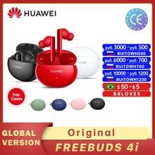 Globale Version Huawei FreeBuds 4i 4 i Wireless Kopfhörer Aktive Noise Anruf Reduktion Bluetooth 5,2 Kopfhörer Наушники Bluetooth