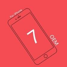 Aaa oem Качество 100% без битых пикселей для iphone 7 ЖК дисплей