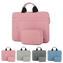 Laptop Bag for Macbook air 11 13 Pro 15 case Multi-use laptop Sleeve Case For Xiaomi HP Lenovo PC Cover Tote 14 15.6