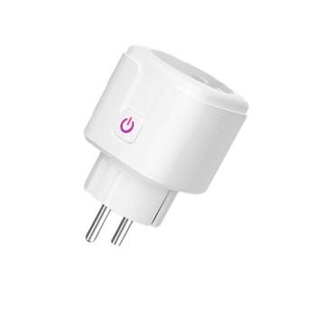 Smart Plug WiFi Socket EU 16A Power Monitor Timing Function Tuya Smart Life APP Remote Control Works With Alexa Google Home