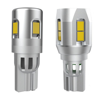 1pcs Car Signal Light T15 W16W LED Bulb T10 W5W LED Lights Canbus No error White Reverse Back Parking Lamps for BMW e46 e60 e90 image