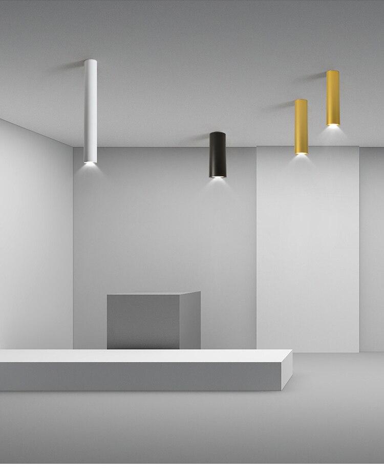 Novo estilo mini led pingentes para mesa