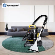 Vacmaster aspiradora para alfombras, aspiradora, potente, para el hogar, 20L, acero inoxidable, 1300W,19000Pa, colector de polvo (Promocode: 120 12 11112020ES12, 50 5 11112020ES5)
