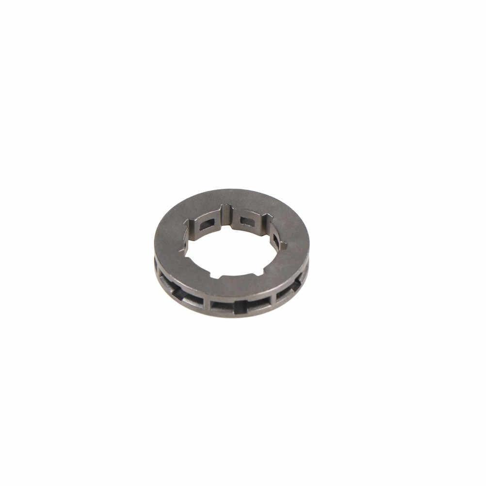 1Pcs Alat Bagian Logam Gergaji Mesin Spare Part Chain Saw Sprocket Rim Power Mate 325-7T untuk Gergaji Mesin pengganti