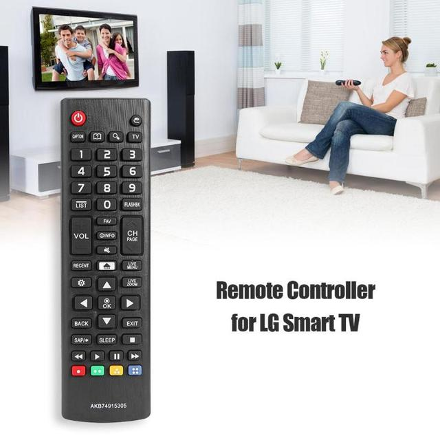 TV Remote Control Smart Controller for LG AKB74915305 70UH6350 65UH6550 high quality remote control for LG smart TV
