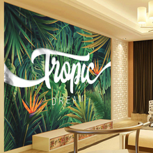 Tropical Plant Wall Hanging 3D Green Leaves Tapestry Boho Home Decor Tapestries Tablecloth Bedspread Sheets Tenture Carpet Cloth