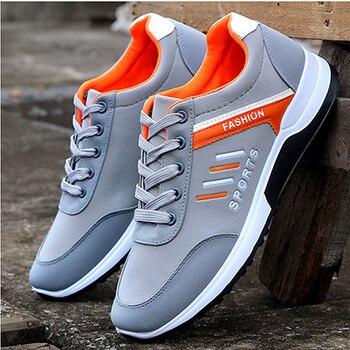 Men Shoes Autumn Canvas Shoes Men's Casual Sports Shoes Fashion Designer Sneakers Street Cool Walking Footwear Zapatos De Hombre 9