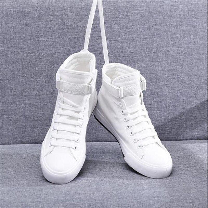 Nuevos zapatos populares de lona de Primavera/otoño para hombre de moda alta para ayudar a los zapatos casuales transpirables de los hombres cómodos salvajes zapatillas de deporte de los hombres Envío Gratis nuevo MR583930 para Mitsubishi LANCER Outlander MR-583930