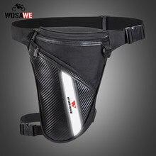 WOSAWE – sac de motocyclette imperméable, sacoche de hanche, banane, poche de Motocross, pour extérieur