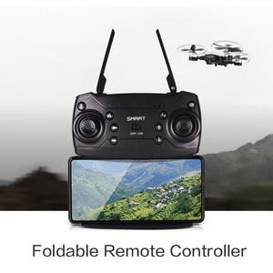 Image 4 - 新しいインテリジェント折りたたみ rc ドローン高 hd 無線 lan カメラ 360 回転 fpv quadcopter 安定したジンバルヘッドレスプロ dron