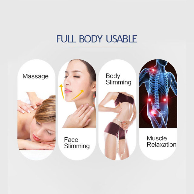 VeryYu Face Lifting Massage Anti-cellulite 4D Roller Face Care Personal Care  VeryYu the Best Online Store for Women Beauty and Wellness Products