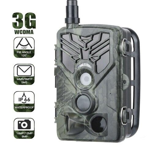 hc810g 3g mms sms e mail trail camera 0 3 s gatilho noite versao caca